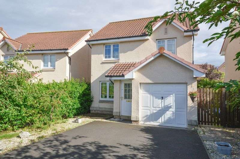 3 Bedrooms Detached House for sale in 35 Appin Drive, Prestonpans, East Lothian, EH32 9FB
