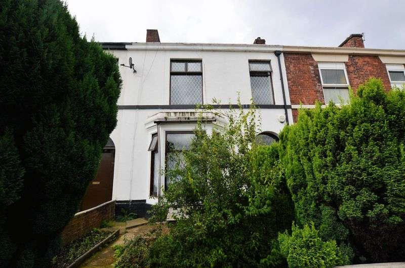 4 Bedrooms Terraced House for sale in Walmersley Road, Bury