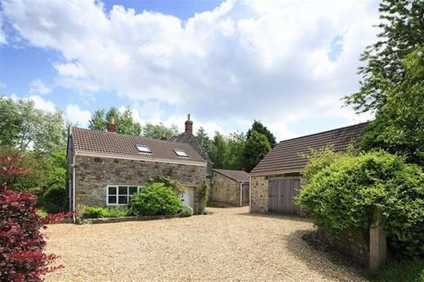 4 Bedrooms Detached House for sale in Camerton Hill, Camerton, Bath