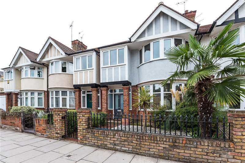 4 Bedrooms Terraced House for sale in St. Margarets Road, St Margarets, TW1