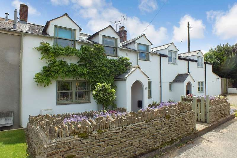 4 Bedrooms Terraced House for sale in Vines Row , Fairford