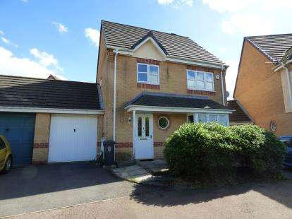 3 Bedrooms House for sale in Kestrel Lane, Hamilton, Leicester