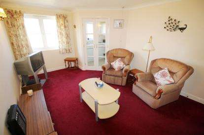 1 Bedroom Retirement Property for sale in 75 Poole Road, Wimborne, Dorset