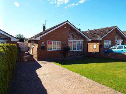 3 Bedrooms Bungalow for sale in Littleworth Road, Hednesford, Cannock, Staffordshire