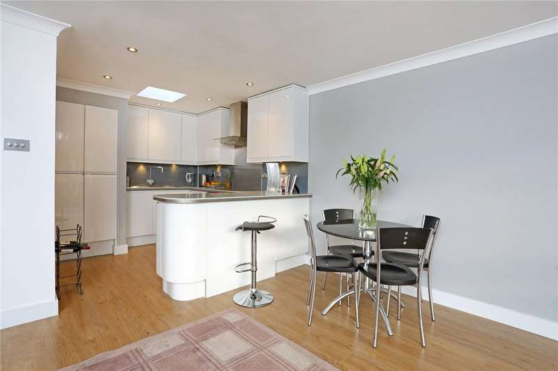 2 Bedrooms Flat for sale in Crossways Court, Osborne Road, Windsor, Berkshire, SL4