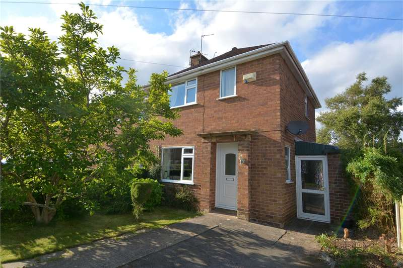2 Bedrooms End Of Terrace House for sale in Sandridge Road, Pensby, Wirral