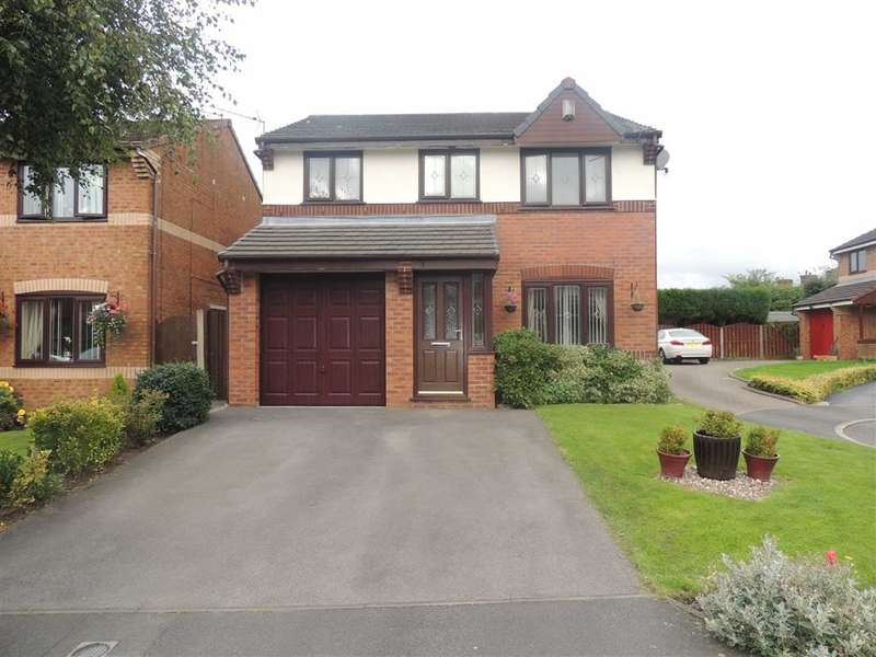 4 Bedrooms Property for sale in Baytree Avenue, Denton, Manchester