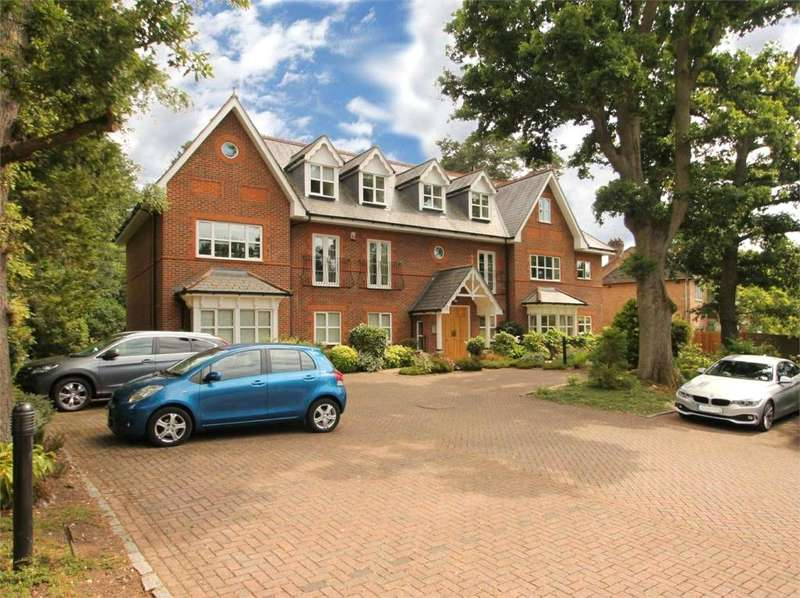 2 Bedrooms Apartment Flat for sale in Grenville Place, 105 Gordon Road, Camberley, Surrey, GU15