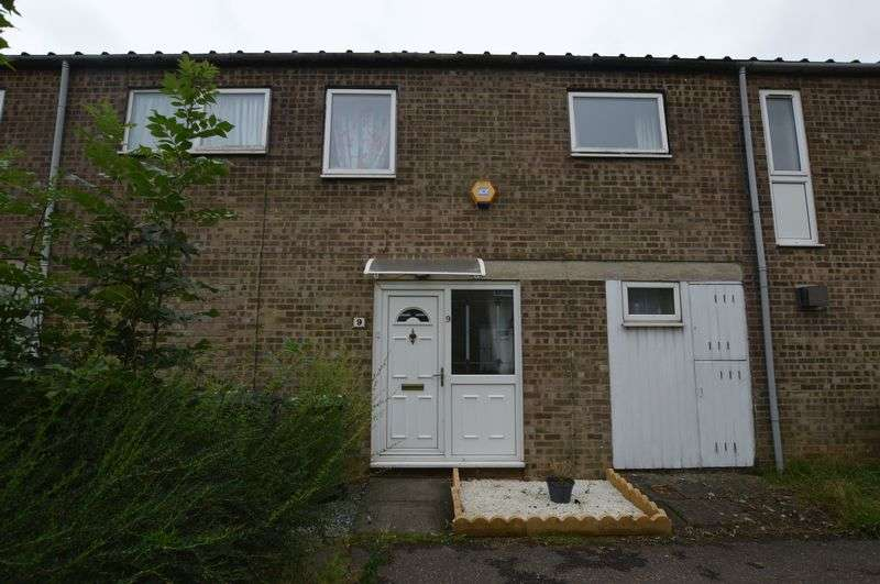 3 Bedrooms Terraced House for sale in Odecroft, Peterborough