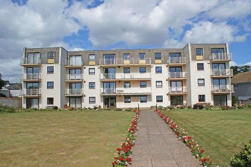 2 Bedrooms Flat for sale in The Rolle, Fore Street, Budleigh Salterton