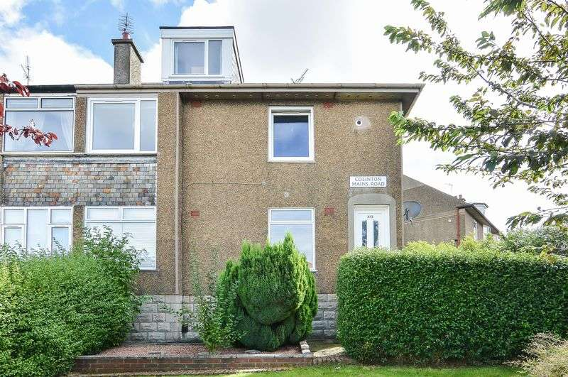 4 Bedrooms Flat for sale in 372 Colinton Mains Road, Colinton Mains, Edinburgh, EH13 9BS