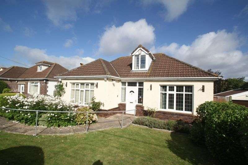 3 Bedrooms Detached Bungalow for sale in Church Lane, Whitchurch, Bristol, BS14