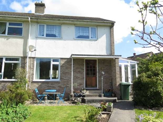 3 Bedrooms Semi Detached House for sale in Bekynton Avenue, Wells