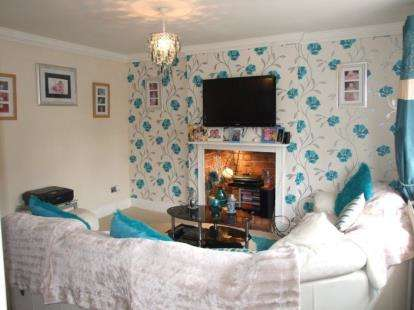 3 Bedrooms Semi Detached House for sale in Larch Avenue, Basford, Crewe, Cheshire