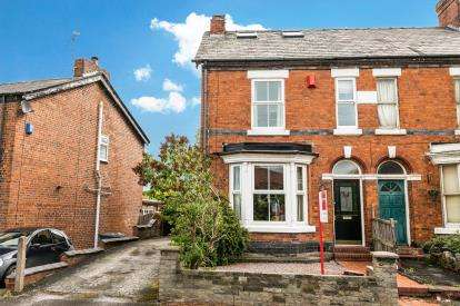 3 Bedrooms Semi Detached House for sale in Park Lane, Sandbach, Cheshire