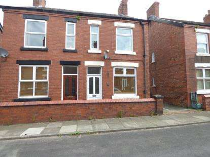 2 Bedrooms Semi Detached House for sale in George Street, Elworth, Sandbach, Cheshire