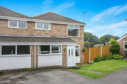 3 Bedrooms Semi Detached House for sale in Hallfield Drive, Elton, Chester, Cheshire, CH2