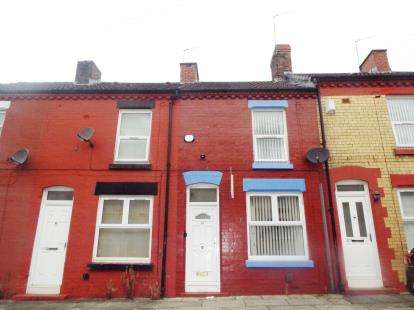 2 Bedrooms Terraced House for sale in Dunstan Street, Liverpool, Merseyside, L15