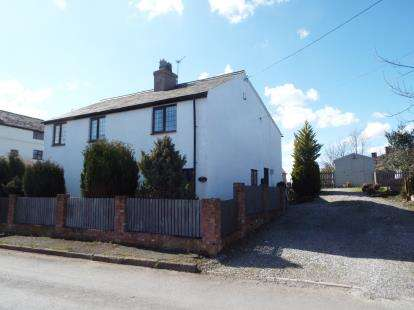4 Bedrooms Detached House for sale in Moor Lane, Hapsford, Frodsham, Cheshire, WA6