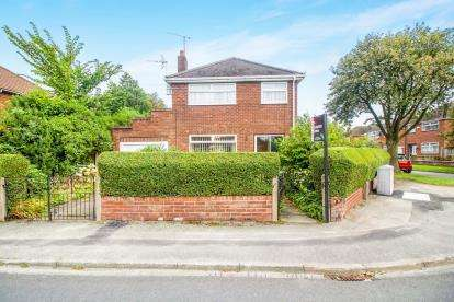 3 Bedrooms Detached House for sale in Heywood Road, Great Sutton, Ellesmere Port, Cheshire, CH66