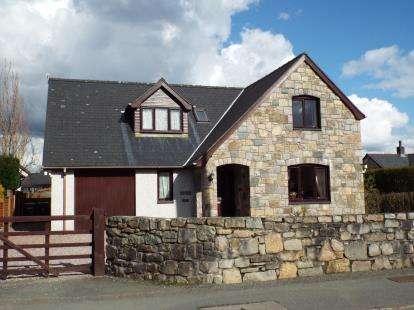 3 Bedrooms Detached House for sale in Tegid Street, Bala, Gwynedd, LL23