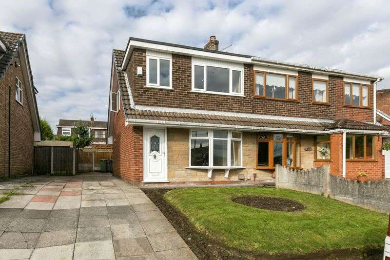 3 Bedrooms Semi Detached House for sale in Warminster Grove, Winstanley, WN3 6JF