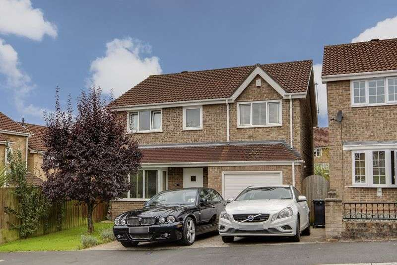 4 Bedrooms Detached House for sale in Box Tree Close, Newport