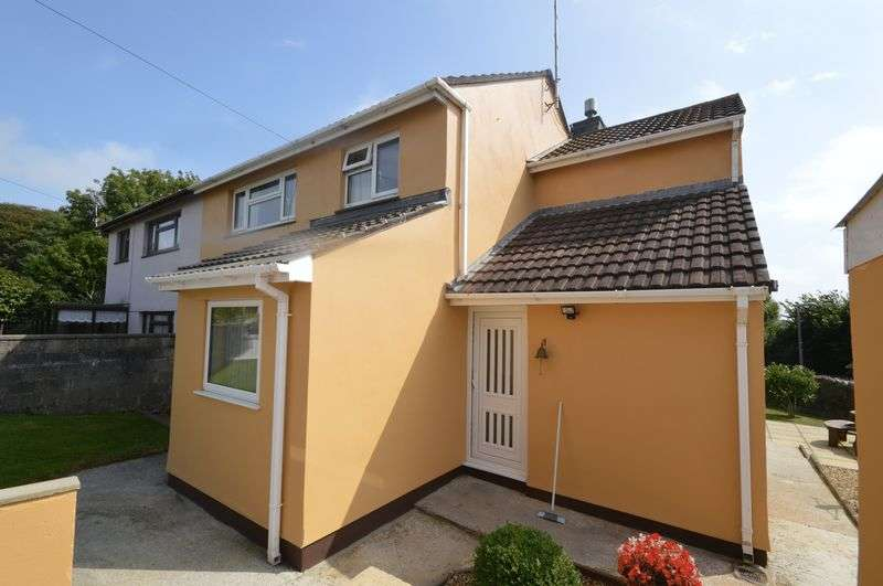 4 Bedrooms Semi Detached House for sale in St. Julitta, Bodmin