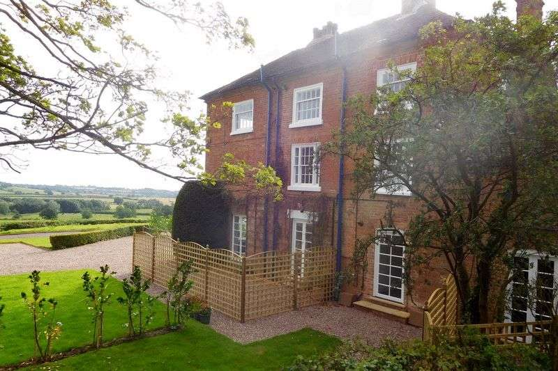 2 Bedrooms Flat for sale in Offley View, One of Just Three Country House Converted Apartments, Lea Hall, Tunstall Lane, Bishops Offley, Stafford