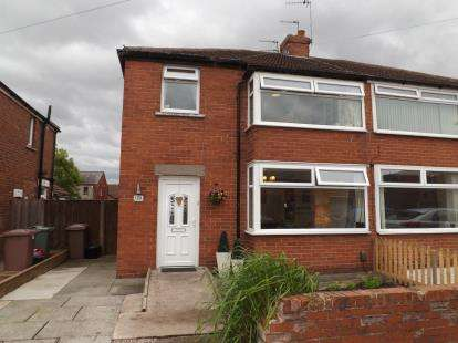 3 Bedrooms Semi Detached House for sale in Irwin Road, St. Helens, Merseyside, WA9