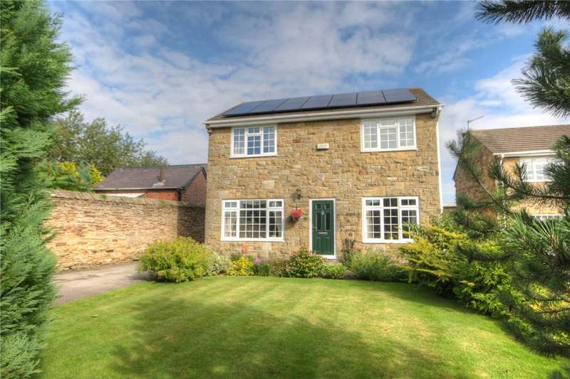 4 Bedrooms Detached House for sale in Auckland View, High Etherley, Bishop Auckland, DL14