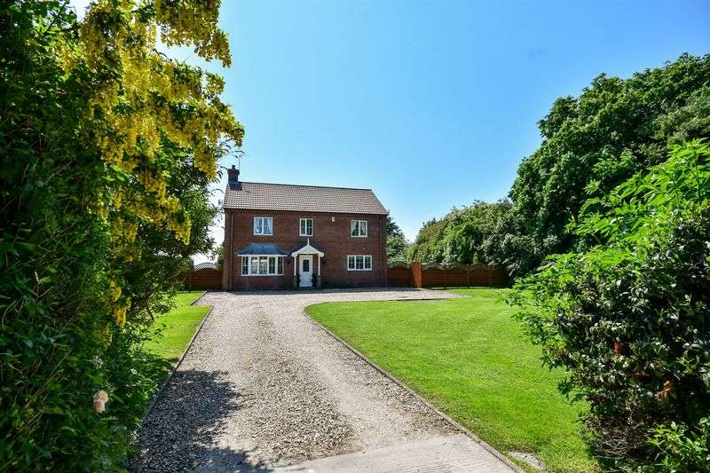 3 Bedrooms Detached House for sale in Habertoft, Alford