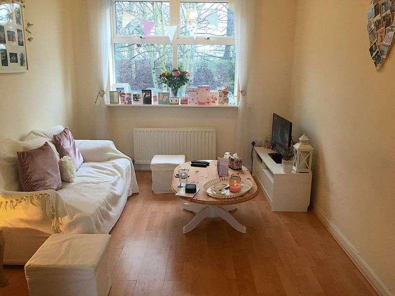 2 Bedrooms Flat for sale in Burlington Court, Erdington, Birmingham, B23 6TU