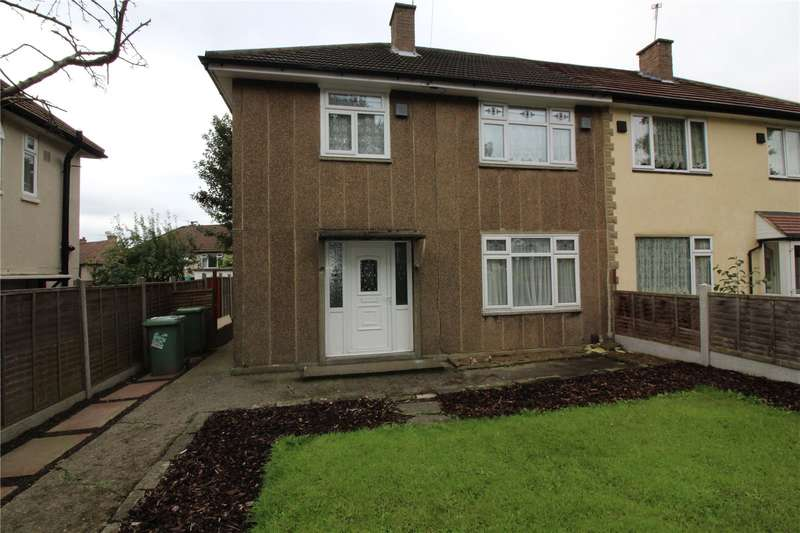 3 Bedrooms Semi Detached House for sale in Swinnow Road, Bramley, Leeds, LS13