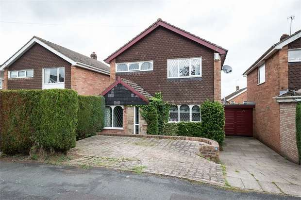 3 Bedrooms Detached House for sale in Boucher Road, Cheddleton, Leek, Staffordshire