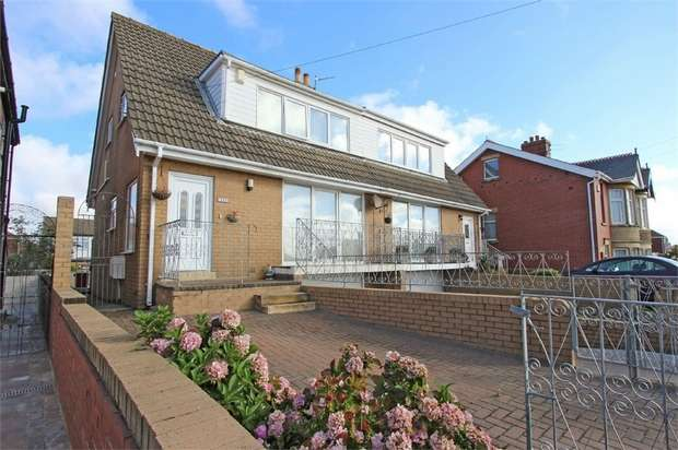 2 Bedrooms Semi Detached House for sale in Highfield Road, Blackpool, Lancashire