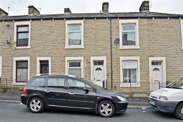 3 Bedrooms Terraced House for sale in Russia Street, Accrington, Lancashire