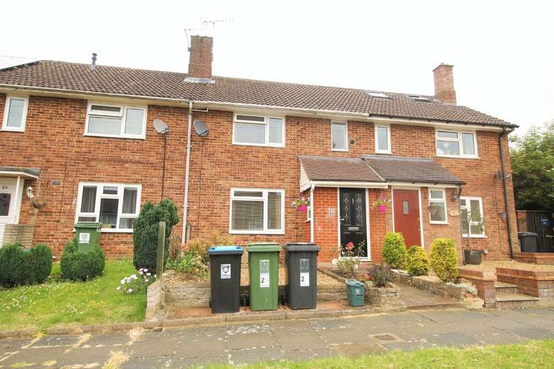 2 Bedrooms Terraced House for sale in Chaulden, Hemel Hempstead