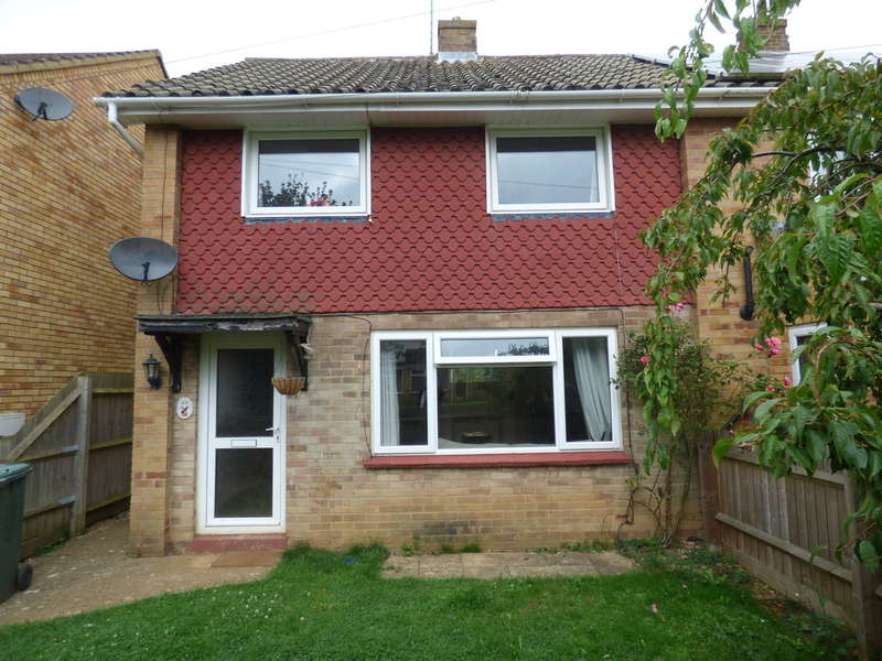 2 Bedrooms End Of Terrace House for sale in Edinburgh Way, Banbury