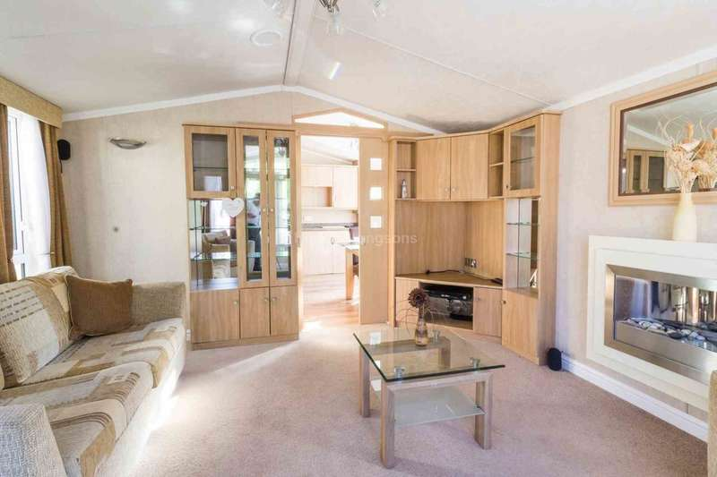 2 Bedrooms Mobile Home for sale in Saxmundham, Suffolk
