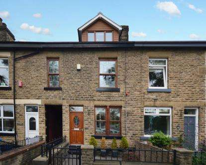 2 Bedrooms Terraced House for sale in Parkside Road, Hillsborough, Sheffield