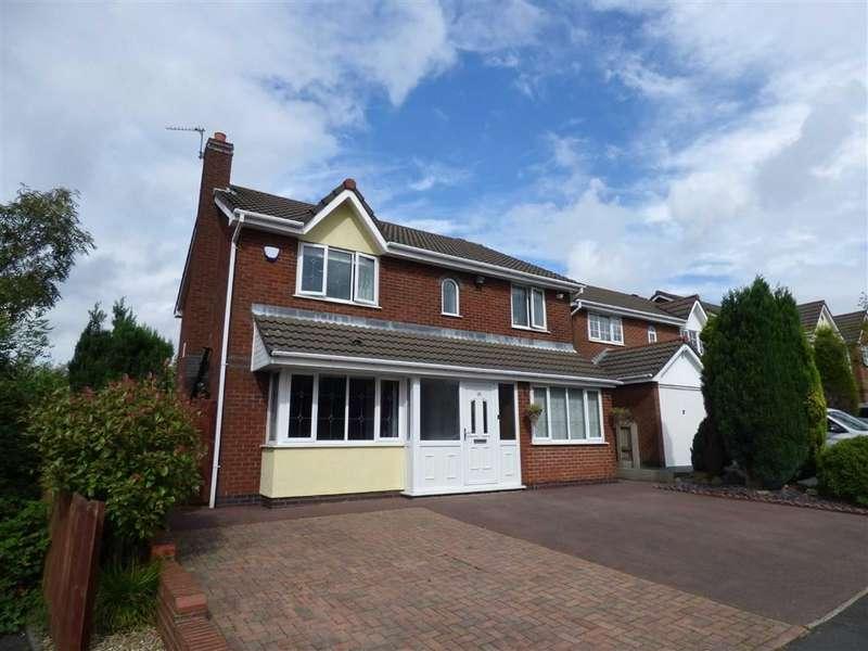 4 Bedrooms Property for sale in Hurst Meadow, Burnedge, Rochdale, Lancashire, OL16