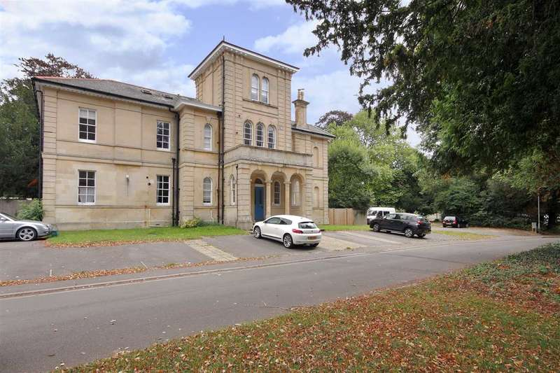 2 Bedrooms Apartment Flat for sale in Eastfield House, Andover