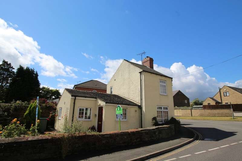 2 Bedrooms Detached House for sale in Birkinstyle Lane, Shirland, Alfreton, DE55