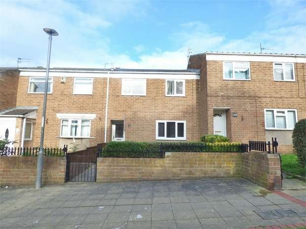 3 Bedrooms Terraced House for sale in Raby Road, Hartlepool, Durham