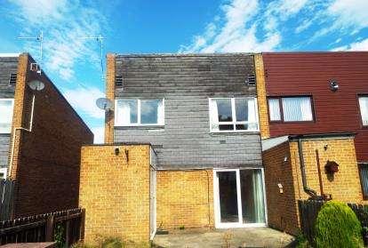 3 Bedrooms End Of Terrace House for sale in Rowan Avenue, Washington, Tyne and Wear, NE38