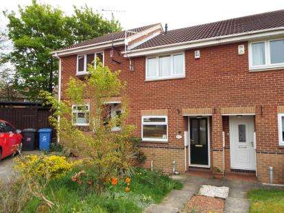 2 Bedrooms Terraced House for sale in Stowmarket Drive, Derby, Derbyshire