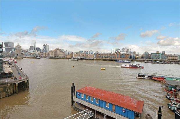 2 Bedrooms Flat for sale in China Wharf, 29 Mill Street, London