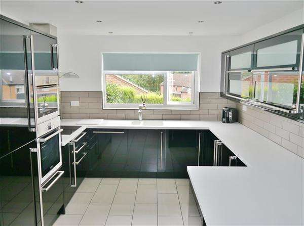 3 Bedrooms Detached Bungalow for sale in Durham Close, Grantham