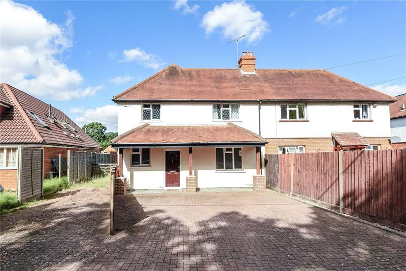 3 Bedrooms Semi Detached House for sale in Mole Road, Sindlesham, Wokingham, Berkshire, RG41